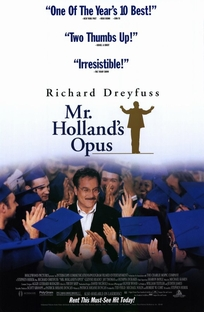 Mr. Holland - Adorável Professor - Poster / Capa / Cartaz - Oficial 4