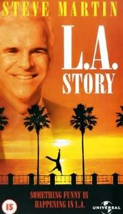 L.A. Story - Poster / Capa / Cartaz - Oficial 3