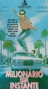 Milionário num Instante - Poster / Capa / Cartaz - Oficial 3