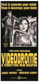 Videodrome - A Síndrome do Vídeo - Poster / Capa / Cartaz - Oficial 11