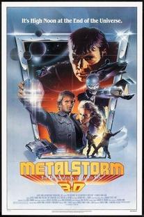 Metalstorm - Poster / Capa / Cartaz - Oficial 3
