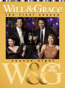 Will & Grace (8ª Temporada) - Poster / Capa / Cartaz - Oficial 1