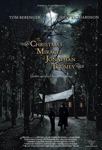 O Milagre de Natal de Jonathan Toomey - Poster / Capa / Cartaz - Oficial 1
