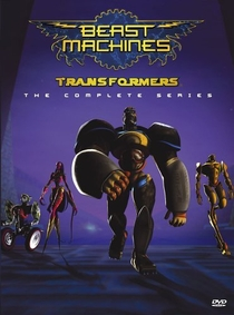 Beast Machines - Poster / Capa / Cartaz - Oficial 1