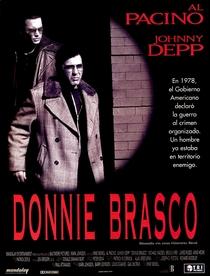 Donnie Brasco - Poster / Capa / Cartaz - Oficial 3