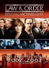 Law & Order: Special Victims Unit (4ª Temporada) - Poster / Capa / Cartaz - Oficial 1