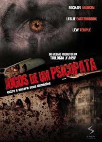Jogos de um Psicopata - Poster / Capa / Cartaz - Oficial 2