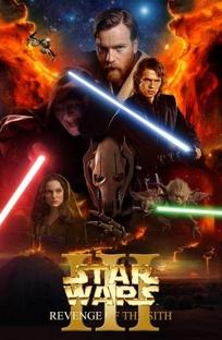 Star Wars: Episódio III - A Vingança dos Sith - Poster / Capa / Cartaz - Oficial 5
