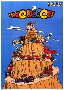 Corrida Maluca - Poster / Capa / Cartaz - Oficial 1