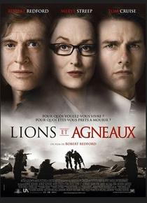 Leões e Cordeiros - Poster / Capa / Cartaz - Oficial 4