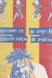 De Enge Knijperman en de Ondersteboven Vrouw - Poster / Capa / Cartaz - Oficial 1