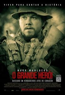 O Grande Herói - Poster / Capa / Cartaz - Oficial 2