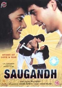 Saugandh - Poster / Capa / Cartaz - Oficial 2