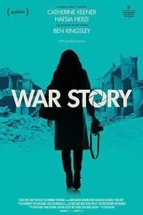 História de Guerra - Poster / Capa / Cartaz - Oficial 1