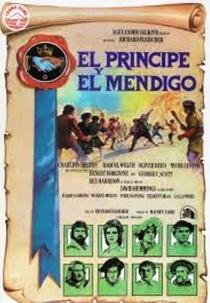 O Príncipe e o Mendigo - Poster / Capa / Cartaz - Oficial 2