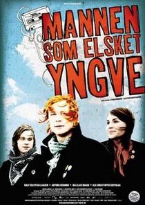 O Homem Que Amava Yngve - Poster / Capa / Cartaz - Oficial 2