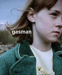 Gasman - Poster / Capa / Cartaz - Oficial 1