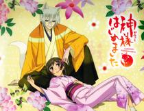 Kamisama Hajimemashita (2ª Temporada) - Poster / Capa / Cartaz - Oficial 14