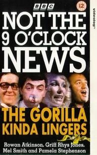 Not the Nine O'Clock News (4ª temporada ) - Poster / Capa / Cartaz - Oficial 1