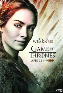 Game of Thrones (2ª Temporada) - Poster / Capa / Cartaz - Oficial 14