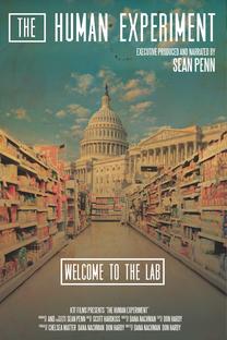 O Experimento Humano - Poster / Capa / Cartaz - Oficial 1