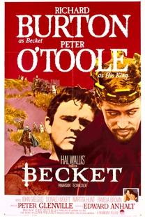 Becket, O Favorito do Rei - Poster / Capa / Cartaz - Oficial 9