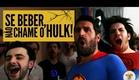Se for beber, não chame o Hulk! ≈ A ressaca dos Super Heróis