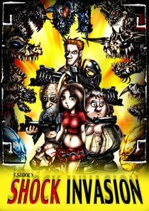 Anti-Humanos - Poster / Capa / Cartaz - Oficial 1