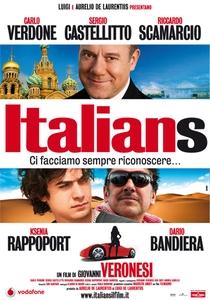 Italians  - Poster / Capa / Cartaz - Oficial 1