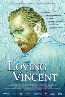 Com Amor, Van Gogh - Poster / Capa / Cartaz - Oficial 2