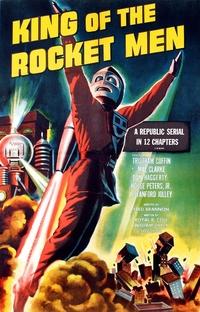 O Homem Foguete - Poster / Capa / Cartaz - Oficial 1