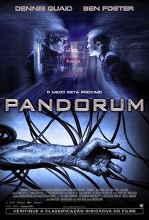 Pandorum - Poster / Capa / Cartaz - Oficial 1