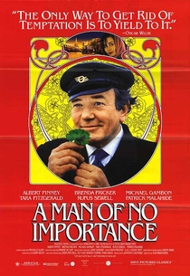 Um Homem Sem Importância - Poster / Capa / Cartaz - Oficial 1