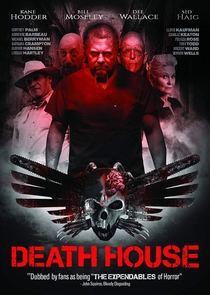 Death House - Poster / Capa / Cartaz - Oficial 3