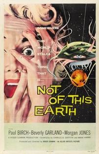 Emissário do Outro Mundo - Poster / Capa / Cartaz - Oficial 2