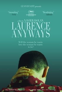 Laurence Anyways - Poster / Capa / Cartaz - Oficial 3