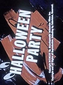 Halloween Party - Poster / Capa / Cartaz - Oficial 2