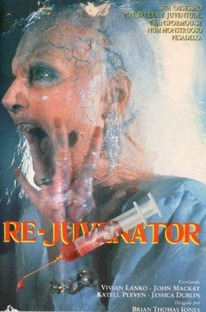 Re-juvenator - Poster / Capa / Cartaz - Oficial 2
