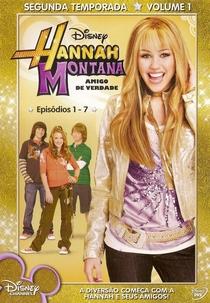 Hannah Montana Amigo de Verdade  - Poster / Capa / Cartaz - Oficial 1