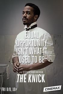The Knick (1ª Temporada) - Poster / Capa / Cartaz - Oficial 7