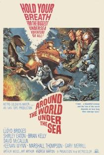 A Volta ao Mundo Sob o Mar - Poster / Capa / Cartaz - Oficial 1
