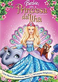 Barbie em a Princesa da Ilha - Poster / Capa / Cartaz - Oficial 1