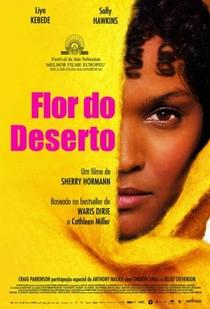 Flor do Deserto - Poster / Capa / Cartaz - Oficial 2