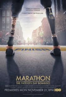 O Ataque à Maratona de Boston - Poster / Capa / Cartaz - Oficial 1