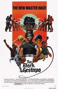The Black Gestapo - Poster / Capa / Cartaz - Oficial 1