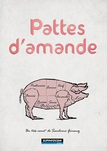 Pattes d'amande - Poster / Capa / Cartaz - Oficial 1