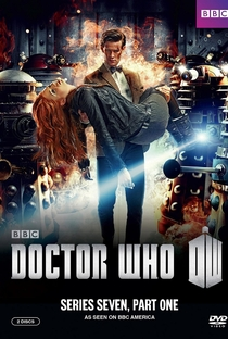 Doctor Who (7ª Temporada) - Poster / Capa / Cartaz - Oficial 5