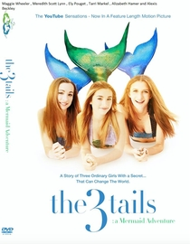 The 3 Tails Movie : A Mermaid Adventure - Poster / Capa / Cartaz - Oficial 1