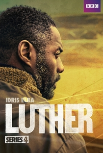 Luther (4ª Temporada) - Poster / Capa / Cartaz - Oficial 1