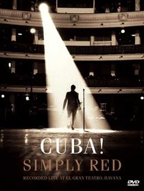 Simply Red - Cuba! - Poster / Capa / Cartaz - Oficial 1
